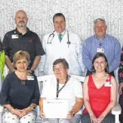 FirstHealth of the Carolinas receives clinical trial award from SCOR