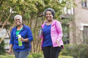 Physical activity is shown to help prevent breast cancer.